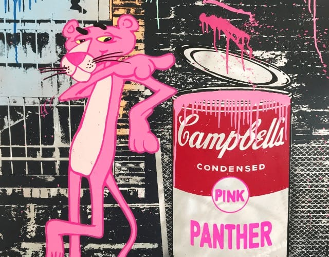 Michel Friess - Pink Panther Soup