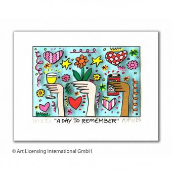 """James Rizzi """"A Day To Remember"""""""