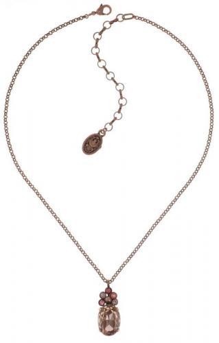Konplott Halskette mit Anhänger Caviar Treasure