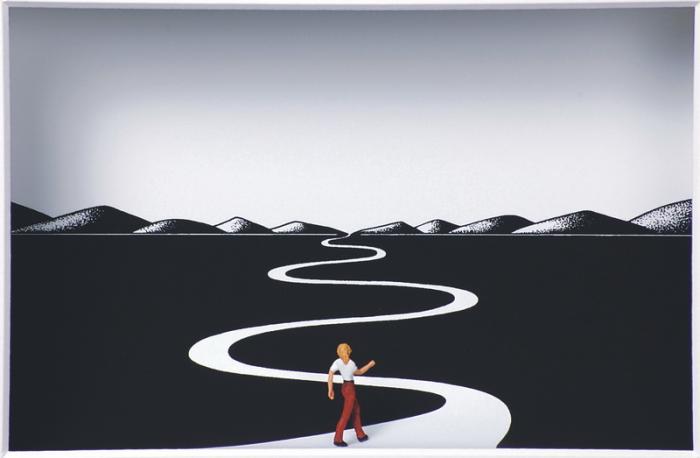"Volker Kühn ""Auf dem richtigen Weg"""