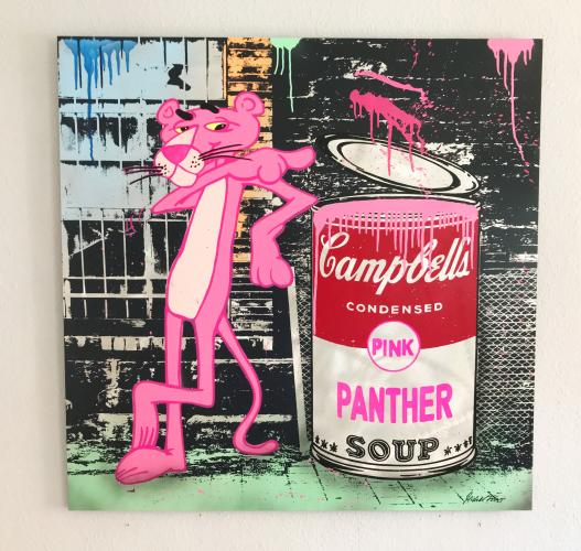 """Michel Friess """"Pink Panther Soup"""""""